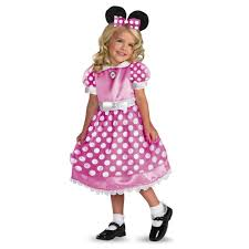 amazon com minne mouse clubhouse pink costume small 2t