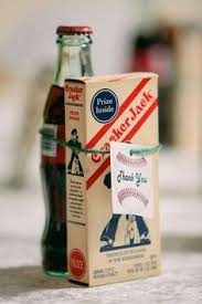 Personalized Cracker Jack Boxes I U0027d Be Alright With Cracker Jacks And Favors Here Comes The