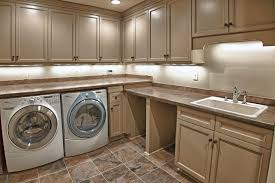 custom laundry room cabinets seven recommendations for a great laundry room design toulmin