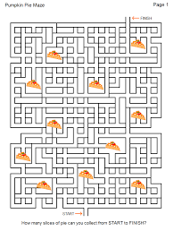 free printable thanksgiving mazes great for teachers and