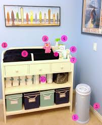 Diapers Changing Table 10 Changing Table Must Haves Another Great Pin Is How To Survive
