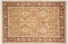 Gold Oriental Rug Sultanabad Design Rugs U0026 Carpets Carpets By Dilmaghani