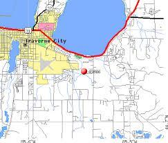 michigan area code map 49686 zip code traverse city michigan profile homes
