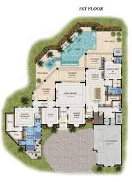 florida house plans with pool plan 66252we comfortable florida home plan florida house plans