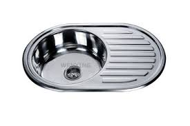 Single Bowl Kitchen Sink On Sales Quality Single Bowl Kitchen - Round bowl kitchen sink
