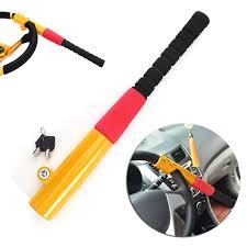 blocco volante auto 1 pz auto serratura baseball volante blocco di sicurezza