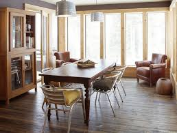 Rochester Dining Room Furniture Your Dining Room With Metal Dining Chairs