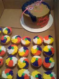 25 beach ball cupcakes ideas beach ball