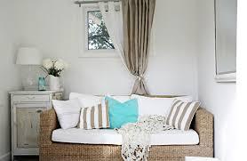 coastal themed decor cottage coastal nautical summer house makeover on a budget