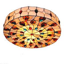 18 inch l shade 18 inch retro tiffany ceiling l european vintage shell shade
