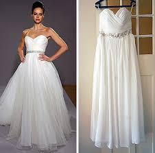 anatomy of a made wedding gown the bad