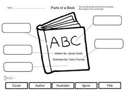 best 25 parts of a book ideas on pinterest library lesson plans