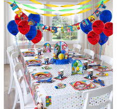 mario birthday party mario party ideas party city party city