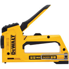 Electric Staple Gun For Upholstery Dewalt Staple Guns Staplers U0026 Staples The Home Depot