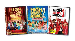 high school high dvd high school musical 1 3 zac efron hudgens