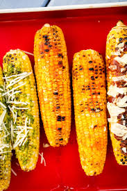 corn recipes for thanksgiving 6 best grilled corn on the cob recipes how to grill corn u0026 toppings