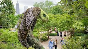 Atlanta Botanical Gardens Membership Atlanta Botanical Garden E Trip Tips And Travel Advice