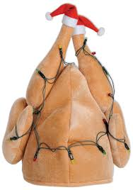 turkey hat beistle 1 pack plush light up christmas turkey hat