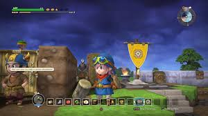 Minecraft Flag Dragon Quest Builders Feels Like A More Guided Minecraft Kotaku