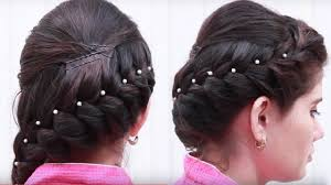 Hairstyle Steps For Girls by Latest Hair Style For Girls Ladies Hair Style Step By Step