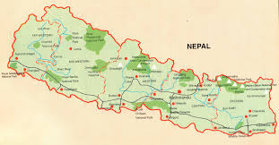 Nepal World Map 10 Unique Facts About Nepal Interesting Facts About Nepal