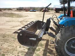 Gannon Gannon Earthcavator Or Regular Box Blade