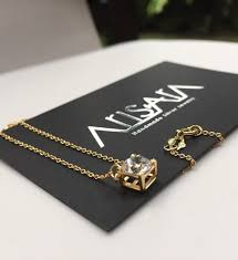 silver plated necklace images De present silver plated 14k gold necklace arisara jewelry jpg