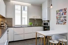 Appartement Haussmannien Deco Décoration Cuisine Appartement Déco Sphair