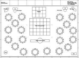 great wedding floor plan template cad drawing wedding reception