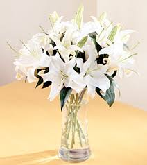 bouquet of lilies bouquet of lilies florals