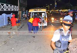 Queen Elizabeth Shooting 20 Treated For Gunshot Wounds On Kadooment Day Nationnews