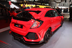 honda civic r 2017 honda civic type r look review