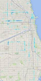 Map Of Chicago Suburbs Prostitution Heatmap Cpd Incident Reports Chicago