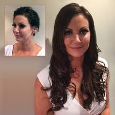 hair extensions for short hair before and after a dramatic hair extension before and after yes you can apply hair
