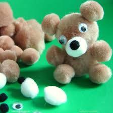 make your own teddy make your own pom pom teddy classpack bulk