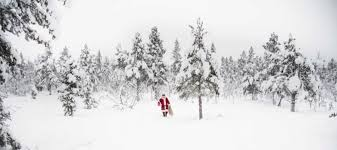 white christmas spend christmas in lapland visit the real santa transun