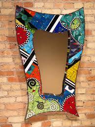 Roomy Nuance Astonishing Outdoor Gallery Designed Using Mosaic Design Ideas