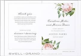 downloadable wedding programs wedding program templates 15 free word pdf psd documents