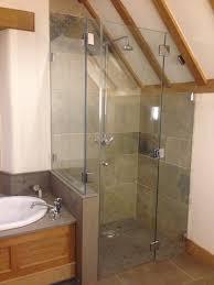 frameless glass shower screen glass hung shower screen bespoke