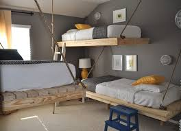 bedroom space ideas bedroom creative multi wall mounted loft bed from recycled wood