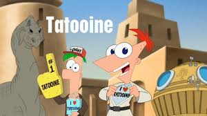 phineas and ferb phineas and ferb tatooine youtube