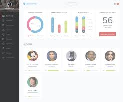 Dribbble by Dribbble Dashboard Concept Jpg By George Vasyagin