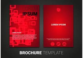 fancy brochure templates brochure free vector 14503 free downloads