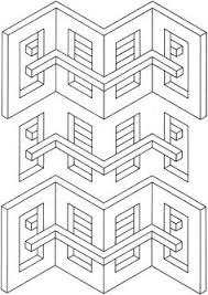 illusions coloring pages to print this free coloring page coloring op art jean larcher 3