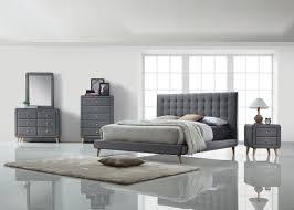 Bedroom Set Design Furniture Acme Furniture Valda Platform Customizable Bedroom Set U0026 Reviews