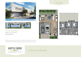 wattle grove boutique townhomes for sale at cannon hill brisbane