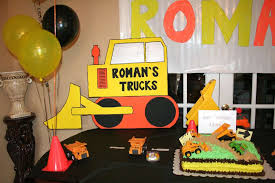 truck birthday party tonka truck birthday party ideas photo 19 of 30 catch my party