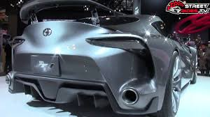 toyota 2016 toyota ft 1 future supra must see concept supercar toyota 2016