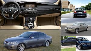 bmw 535i all years and modifications with reviews msrp ratings