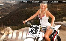 girls on motocross bikes motocross pin up wallpapers wallpapersafari